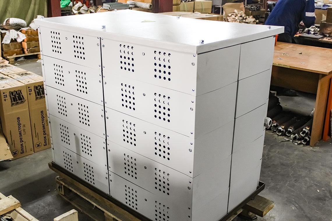 Тормозной резистор изготовлен за 7 рабочих дней с момента поступления предоплаты от заказчика.